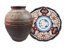古陶磁器・焼き物